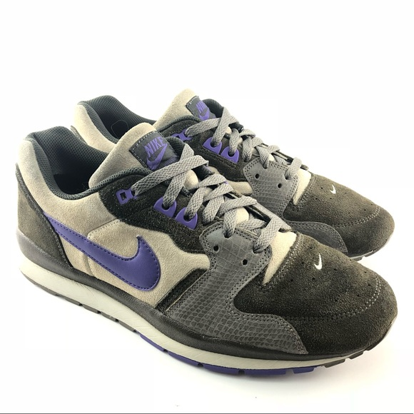 new products 87d6c 31824 Nike Air Windrunner Leather Purple Size 10.5 BA4. M 5ab33760fcdc3145eb53fdb2